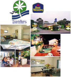 Travellers Motor Village - Lismore Accommodation