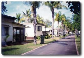 Finemore Tourist Park - Lismore Accommodation