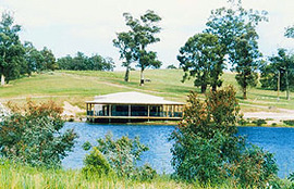 Lake Charlotte Winery - Lismore Accommodation