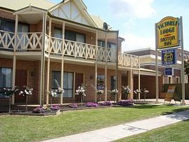 Victoria Lodge Motor Inn and Apartments - Lismore Accommodation