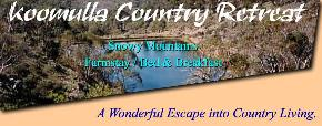 Koomulla Country Retreat - Lismore Accommodation