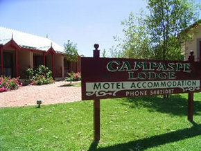 Campaspe Lodge - Lismore Accommodation