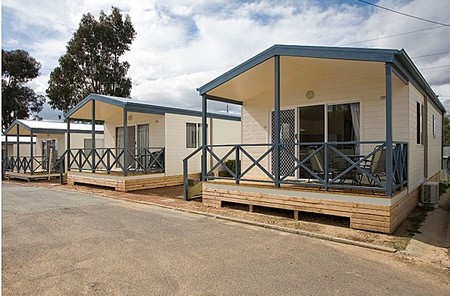 Crestview Top Tourist Park - Lismore Accommodation