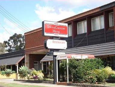 Town  Country Motel - Lismore Accommodation
