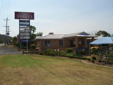 Almond Inn Motel - Lismore Accommodation