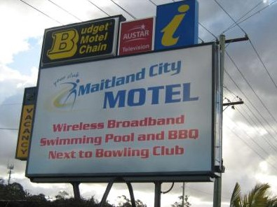 Maitland City Motel - Lismore Accommodation
