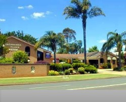 Jacaranda Place Motor Inn - Lismore Accommodation