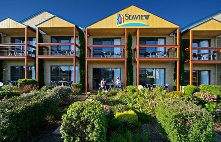Seaview Motel  Apartments - Lismore Accommodation
