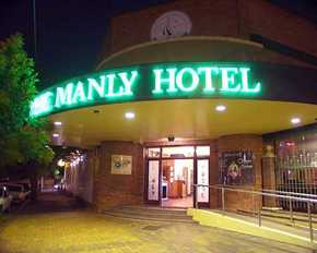 The Manly Hotel - Lismore Accommodation