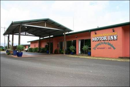 Atherton Rainforest Motor Inn - Lismore Accommodation