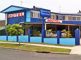 City Centre Motel - Lismore Accommodation