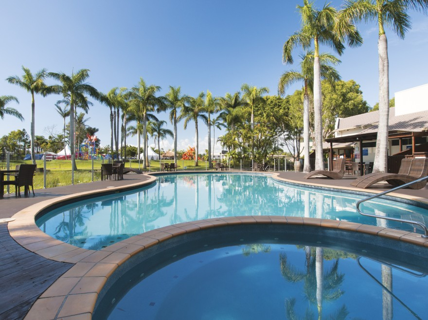 Oaks Oasis - Lismore Accommodation