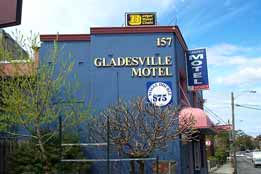 Gladesville Motel - Lismore Accommodation