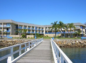 Mariners On The Waterfront - Lismore Accommodation