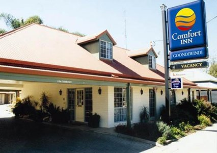 Comfort Inn Goondiwindi - Lismore Accommodation