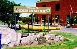 Goolwa Caravan Park - Lismore Accommodation