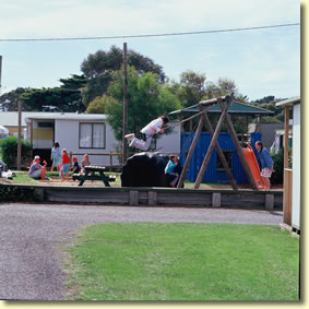 Swansea Holiday Park - Lismore Accommodation