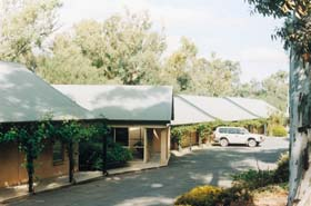 Burra Motor Inn - Lismore Accommodation