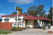 GLENROWAN KELLY COUNTRY MOTEL - Lismore Accommodation