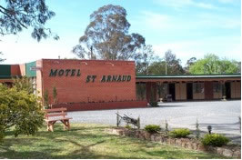 Motel St Arnaud - Lismore Accommodation