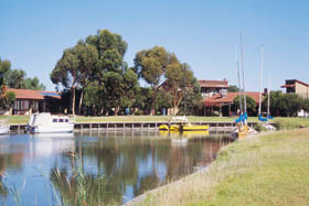 Goolwa Riverport Motel - Lismore Accommodation