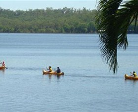 Lake Bennett Resort - Lismore Accommodation