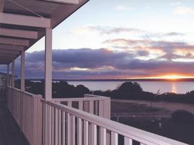 Sunsets at Baudin Beach - Lismore Accommodation