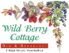 Wild Berry Cottage - Lismore Accommodation