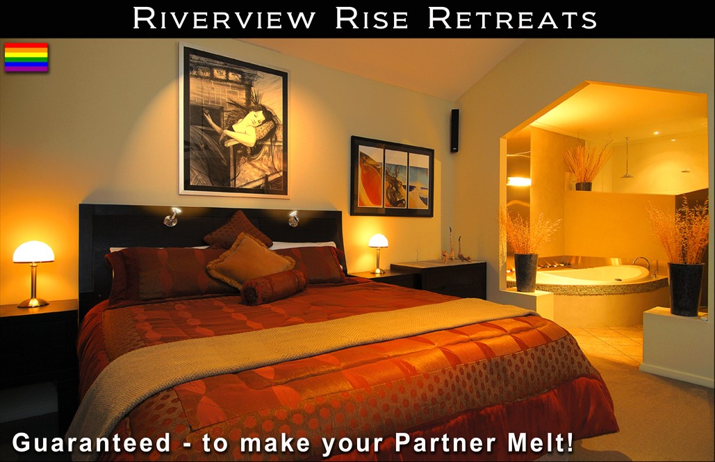 Riverview Rise Retreats - Lismore Accommodation