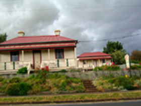 Tier View Twin Cottages - Lismore Accommodation