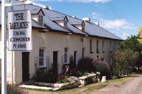Lythgos Row of Romantic Cottages - Lismore Accommodation
