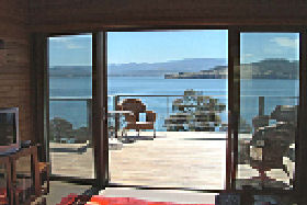 Bruny Island Accommodation Services - Captains Cabin - Lismore Accommodation