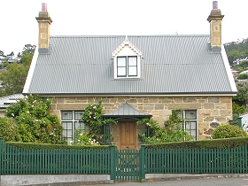 Crescentfield Cottage - Lismore Accommodation