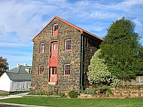 Bluestone Grain Store BB - Lismore Accommodation