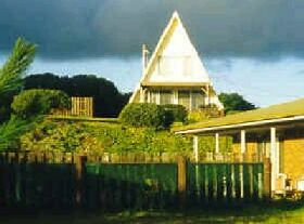King Island A Frame Holiday Homes - Lismore Accommodation