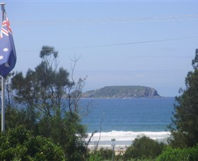 Unit Two Island View - Lismore Accommodation