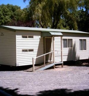 Castlemaine Central Cabin  Van Park - Lismore Accommodation