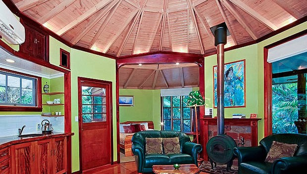 Mt Warning Rainforest Retreat  - Lismore Accommodation