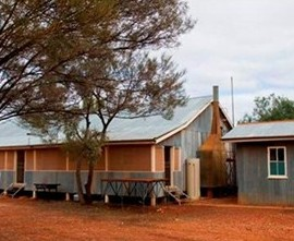 Belah Shearers Quarters - Gundabooka National Park - Lismore Accommodation
