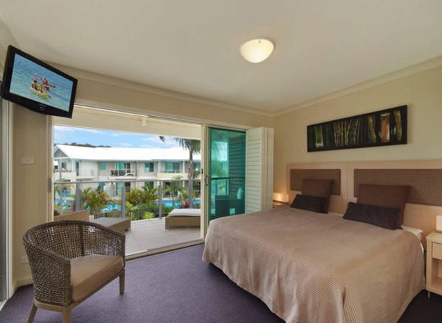 Pacific Blue Townhouse 358 - Lismore Accommodation