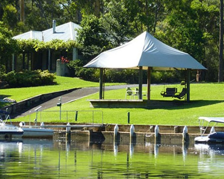 Nundoobah Retreat - Lismore Accommodation