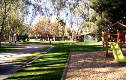 Corowa Caravan Park - Lismore Accommodation