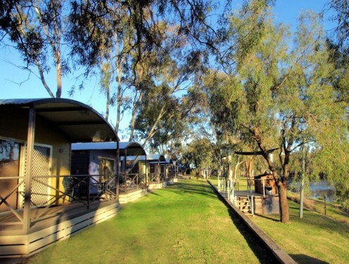 BIG4 Deniliquin Holiday Park - Lismore Accommodation