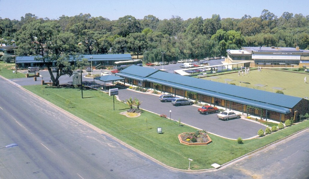 Deniliquin Country Club Motor Inn - Lismore Accommodation