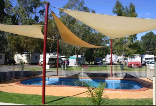 Deniliquin Riverside Caravan Park - Lismore Accommodation