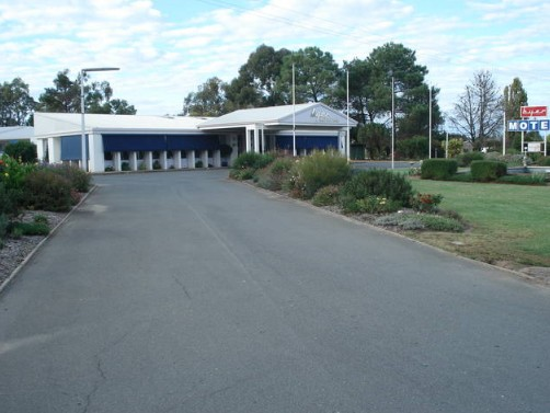 Byer Fountain Motor Inn - Lismore Accommodation
