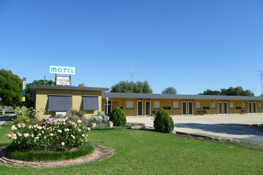 Lockhart Motel - Lismore Accommodation