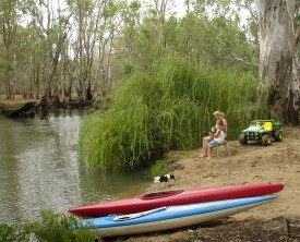 Gulpa Retreat Tourist Park - Lismore Accommodation