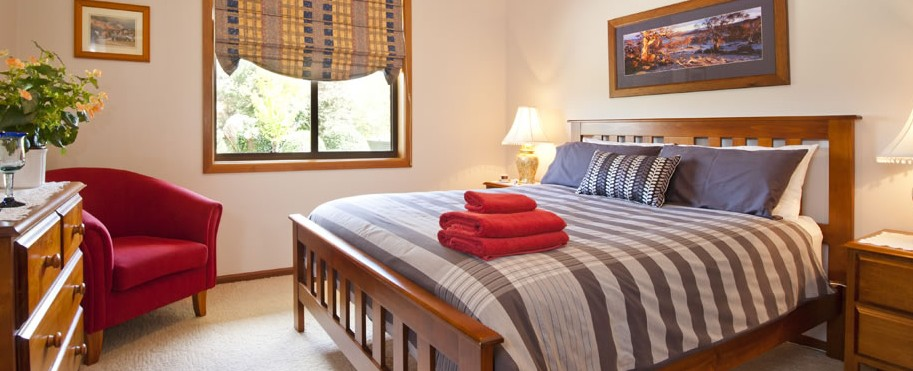 Clifton Gardens Bed and Breakfast - Orange NSW - Lismore Accommodation