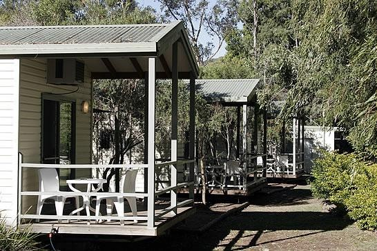 BIG4 Cania Gorge Holiday Park - Lismore Accommodation